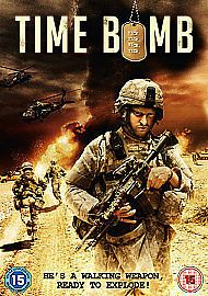 Time Bomb 2007 (DVD, 2012) USED