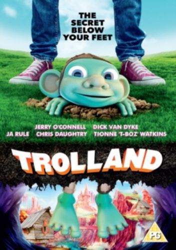 Trolland DVD (2017) NEW N SEALED
