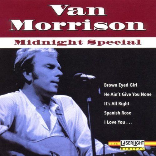 Van Morrison - Midnight Special,  CD 2000 ) USED