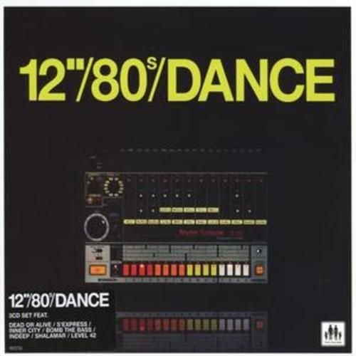 "Various Artists : 12""/80s/Dance CD (2006) USED"