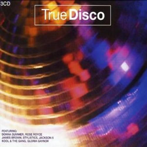 Various Artists : True Disco  3 CD BOXSET (2006) NEW N SEALED