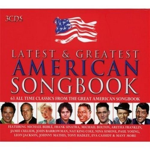 Various? : Latest And Greatest American Songbook CD ALBUM 2011(USED)