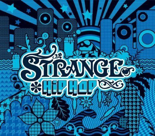 Various ‎– Strange Hip Hop (CD 2008) USED