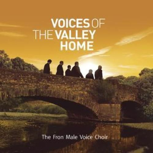 VOICES OF THE VALLEY HOME - THE FRON MALE VOICE CHOIR - ( CD 2008) USED