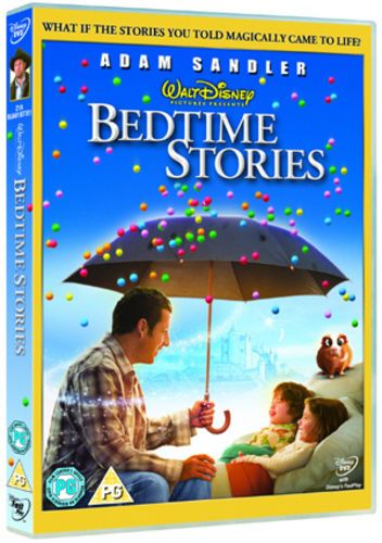 Walt Disney Bedtime Stories (DVD, 2009) USED